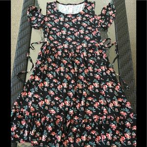 Justice Girls Dress 8